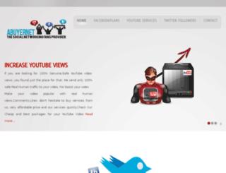 abuyernet.com screenshot