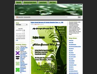 abuzubair.wordpress.com screenshot