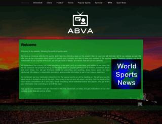 abva.co.za screenshot