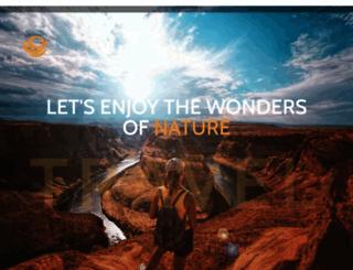 abyssiniantours.com screenshot