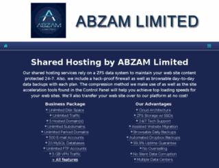 abzlinkoffer.com screenshot