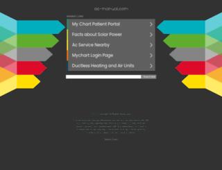 ac-manual.com screenshot