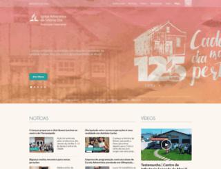 ac.org.br screenshot