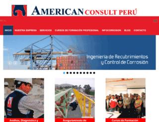 ac.pcmediaperu.com screenshot