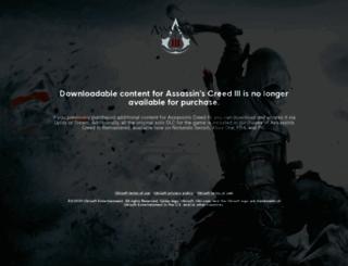 ac3-pc.ubi.com screenshot