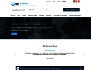 academia.egorealestate.com screenshot