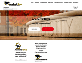 academickeys.com screenshot