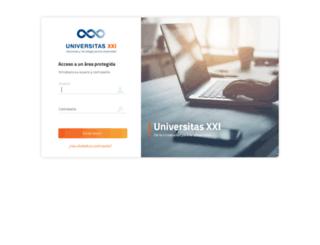academico.viu.es screenshot
