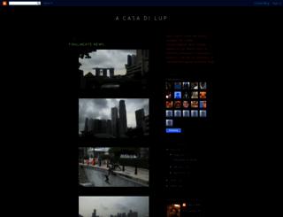 acasadilup.blogspot.com screenshot