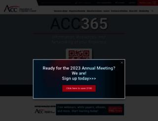 acc.com screenshot