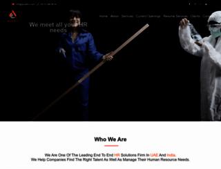 accel-hrconsulting.com screenshot