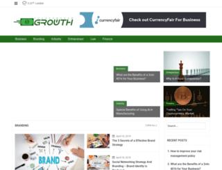 acceleratedgrowth.org screenshot