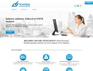 accentpay.ru screenshot