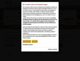 accept-immobilien.de screenshot