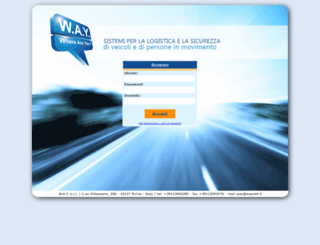 access1.waysrl.com screenshot