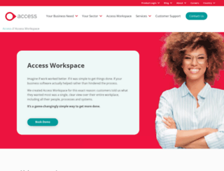 accessacloud.com screenshot