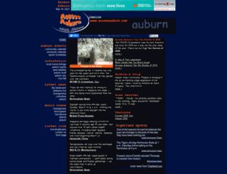 accessauburn.com screenshot