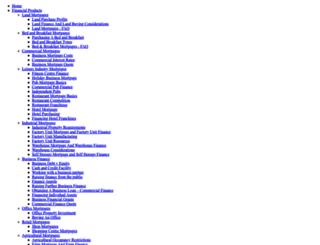 accesscommercialmortgages.com screenshot