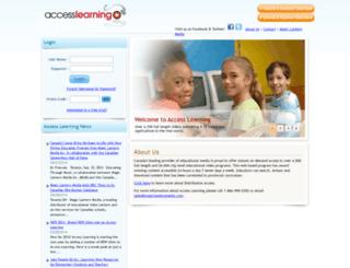 accesslearning.com screenshot
