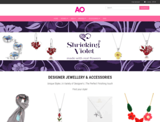 accessoriesonline.co.uk screenshot