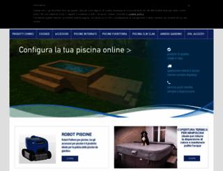 accessoriperpiscine.com screenshot