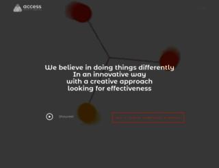 accesstoebusiness.com screenshot