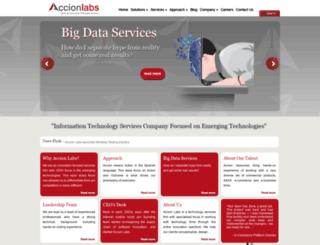accionlabs.sitewalla.com screenshot