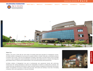 accman.in screenshot