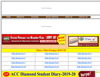 accnzb.com screenshot