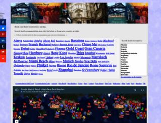 accommodationnear.com screenshot