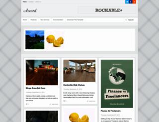 accord-soratemplates.blogspot.com.br screenshot