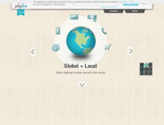 account.payduo.com screenshot
