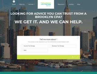 accountantbrooklyn.net screenshot