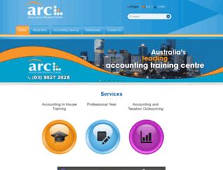 accountantsrc.com.au screenshot