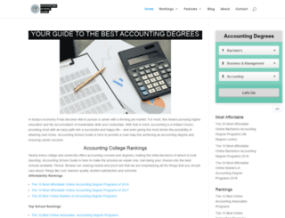 accountingschoolguide.com screenshot