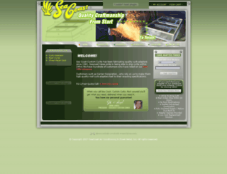 accurbadapters.com screenshot