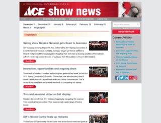 ace-365.ascendeventmedia.com screenshot