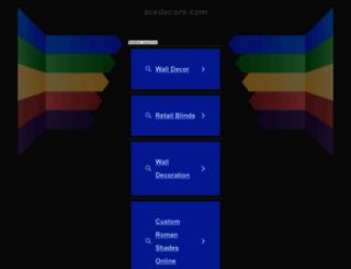 acedecore.com screenshot