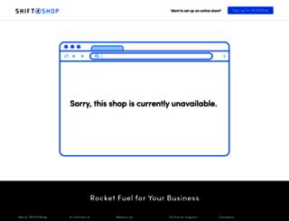 acejackets.com screenshot