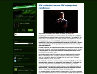 acephalous.typepad.com screenshot