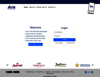 acerooms.com screenshot