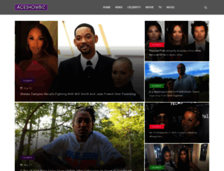 aceshowbiz.com screenshot