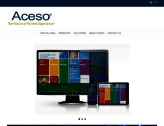 aceso.com screenshot
