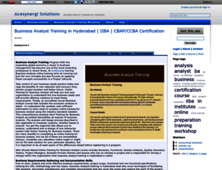 how to get cbap certification