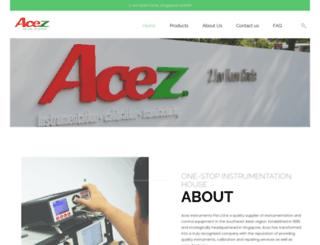 acezonline.com screenshot