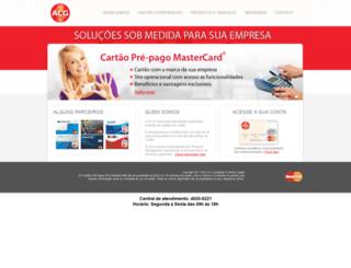 acgsa.com.br screenshot