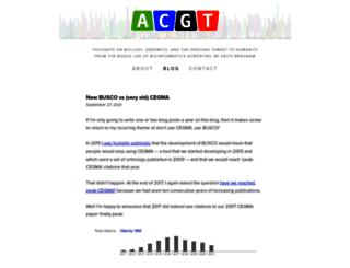 acgt.me screenshot