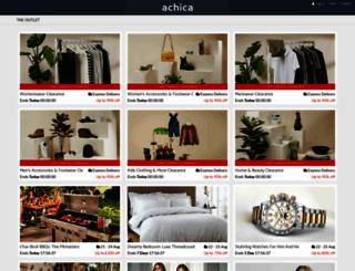 achica.com screenshot
