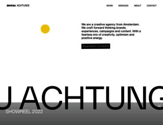 achtung.nl screenshot
