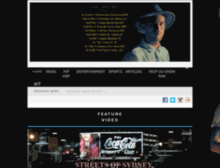 aclassindustry.com.au screenshot